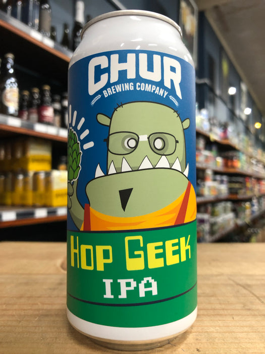 Chur Hop Geek IPA 440ml Can
