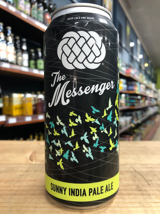 Three Weavers The Messenger IPA 473ml Can
