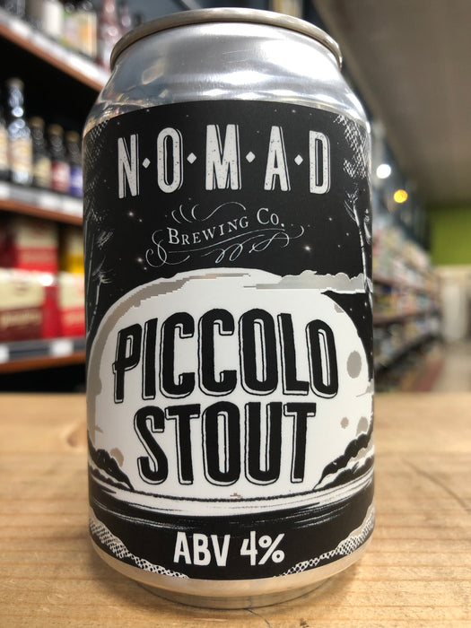 Nomad Piccolo Stout 330ml Can