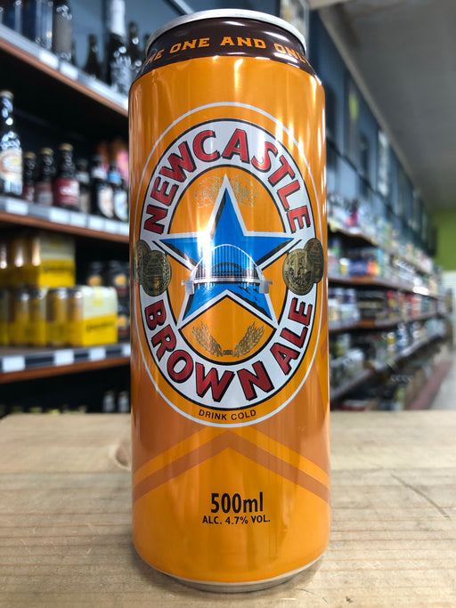 Newcastle Brown Ale 500ml Can
