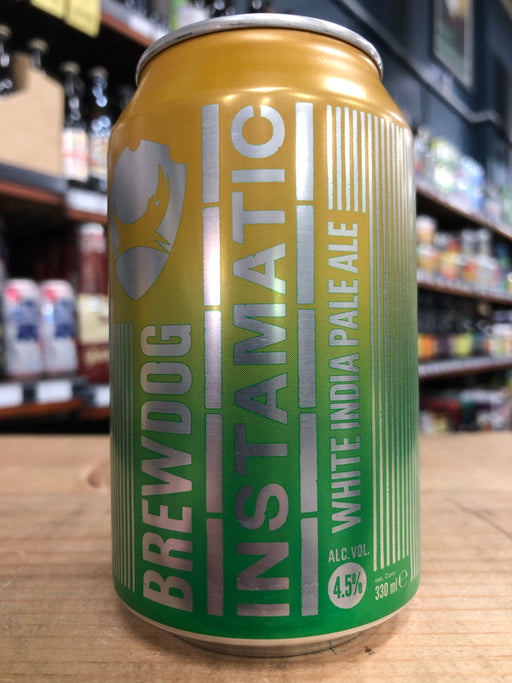 BrewDog Instamatic White IPA 330ml Can