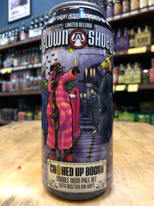 Clown Shoes Cashed Up Bogan 473ml Can