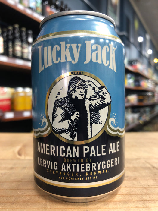 Lervig Lucky Jack APA 330ml Can
