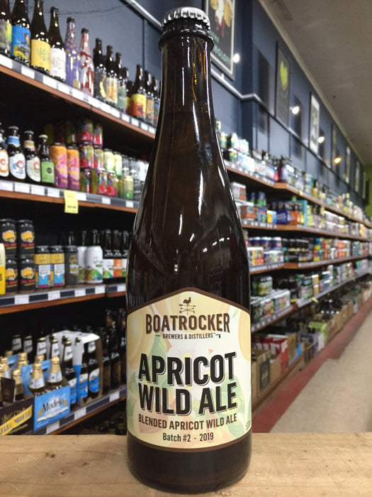 Boatrocker Apricot Wild Ale 500ml