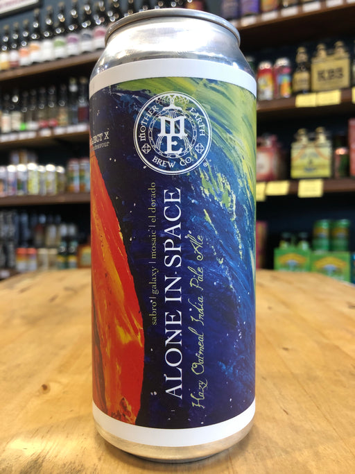 Mother Earth Alone In Space IPA 473ml Can