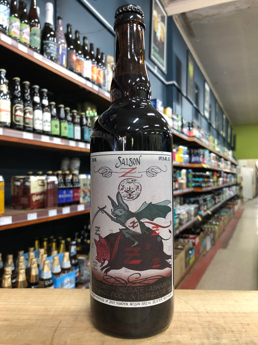 Jolly Pumpkin Saison Z 750ml