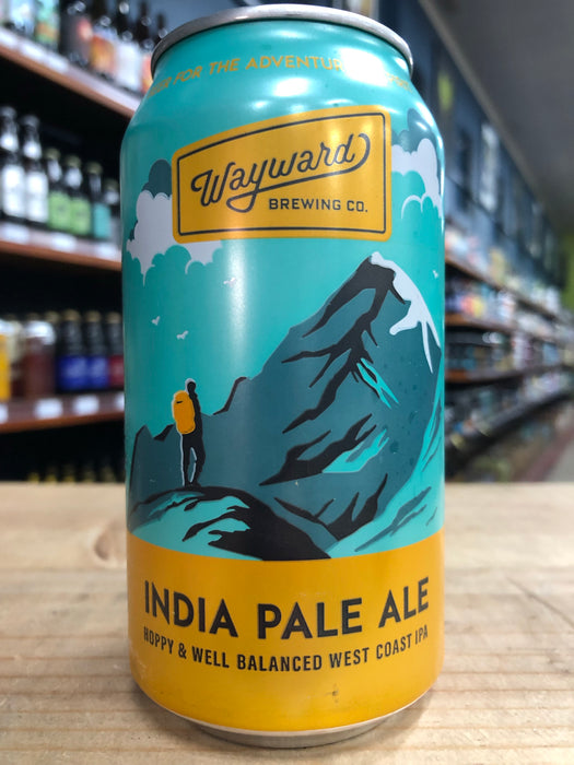 Wayward India Pale Ale 375ml Can