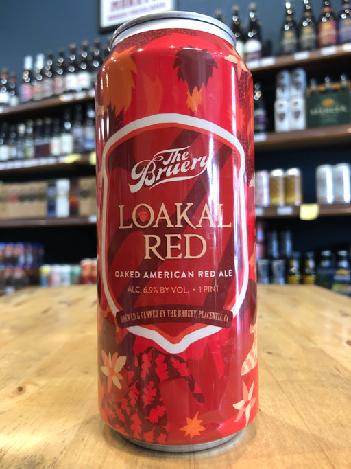 The Bruery Loakal Red 473ml Can