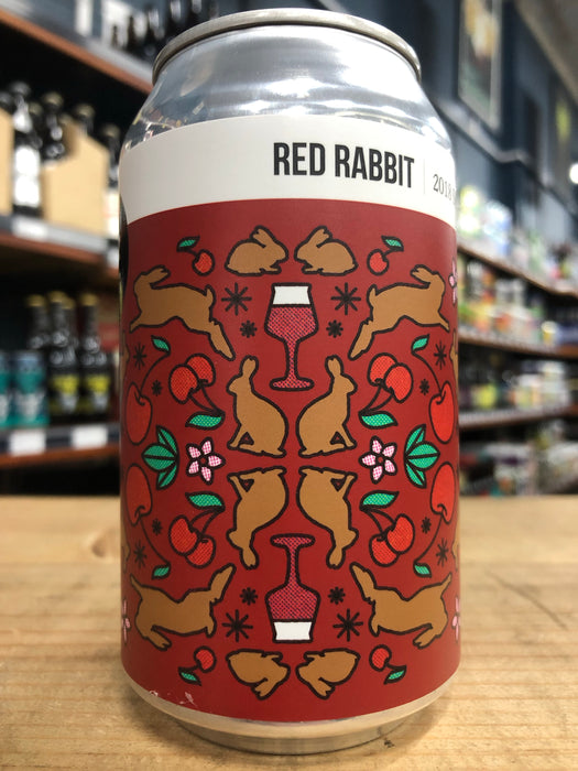 Hop Nation Site Fermentaion Red Rabbit - 2018 Sour Red Ale 355ml Can
