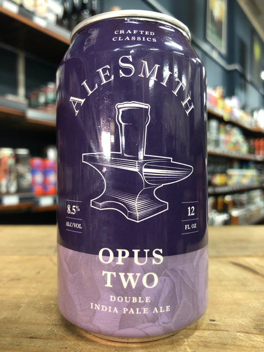 AleSmith Opus Two DIPA 355ml Can