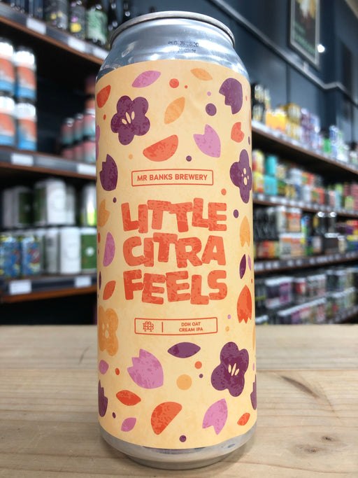 Mr Banks Little Citra Feels 500ml Can