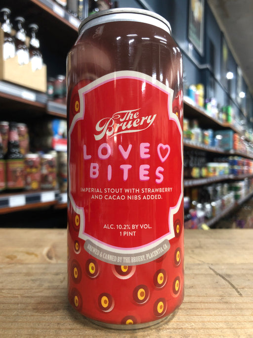 The Bruery Love Bites 473ml Can
