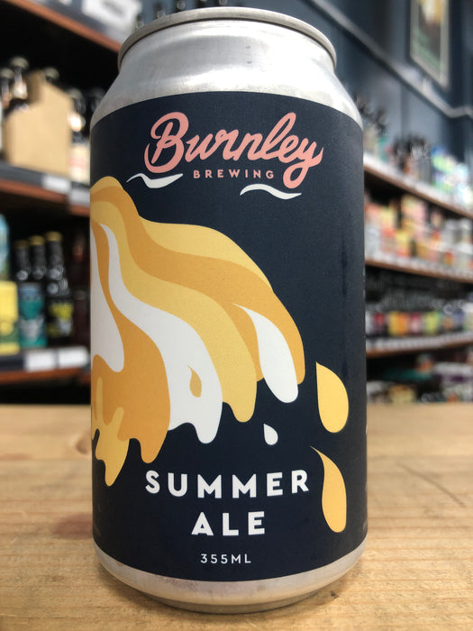 Burnley Brewing Summer Ale 355ml Can