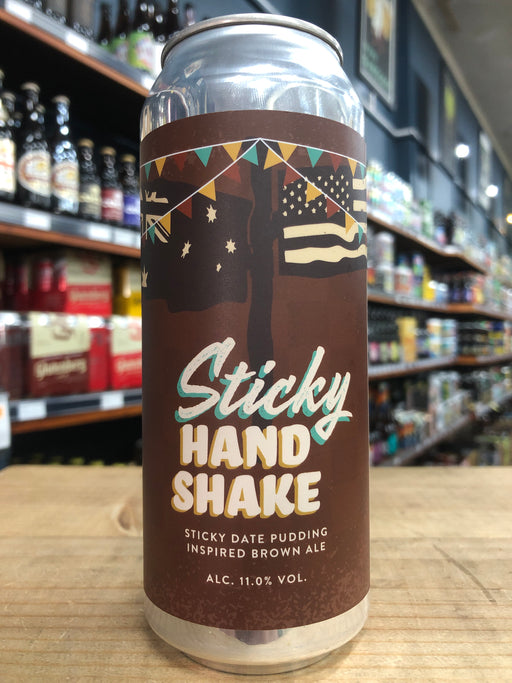 Nomad & The Bruery Sticky Handshake 500ml Can