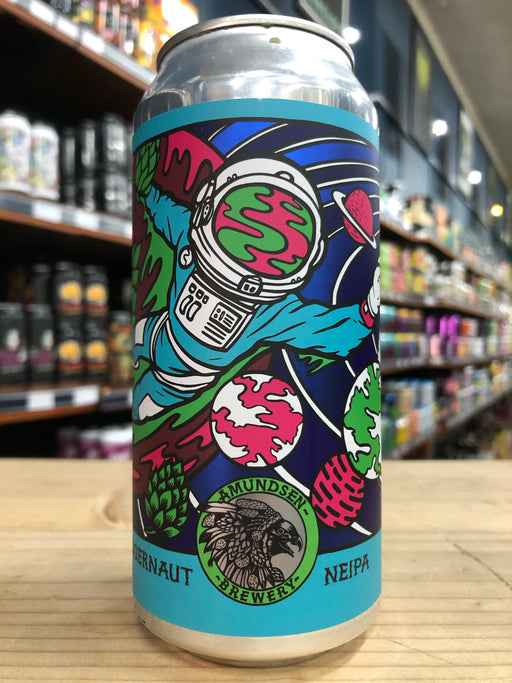 Amundsen Chuggernaut NEIPA 440ml Can