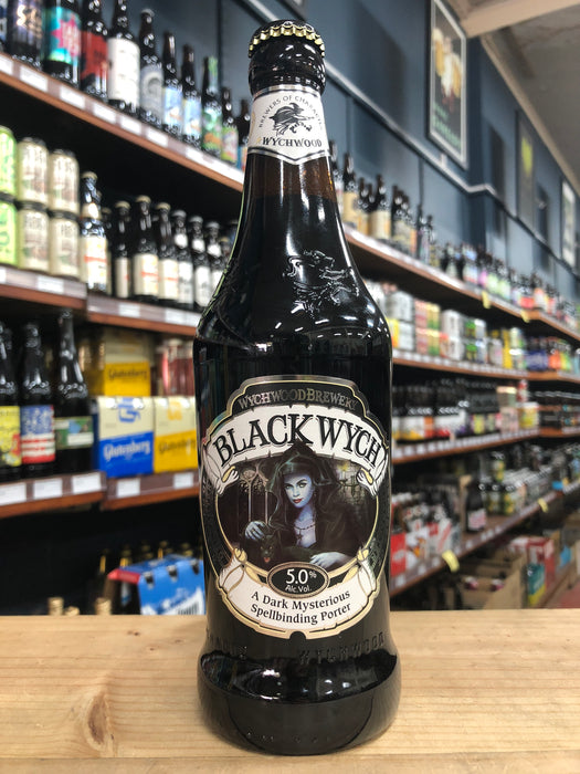 Wychwood Black Wych Porter 500ml