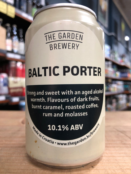 The Garden Baltic Porter 330ml Can