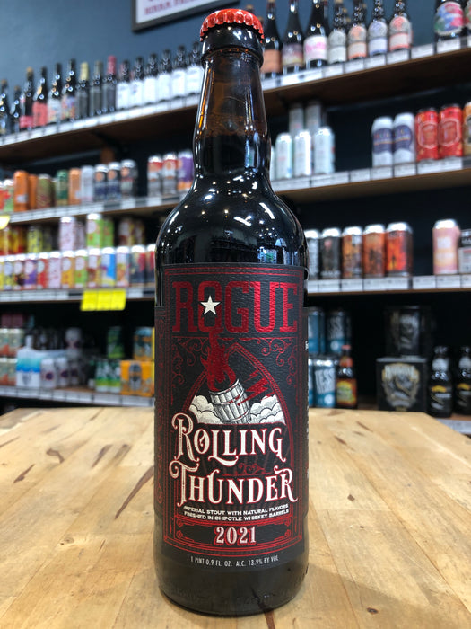 Rogue Rolling Thunder Imperial Chipotle Stout 2021 500ml