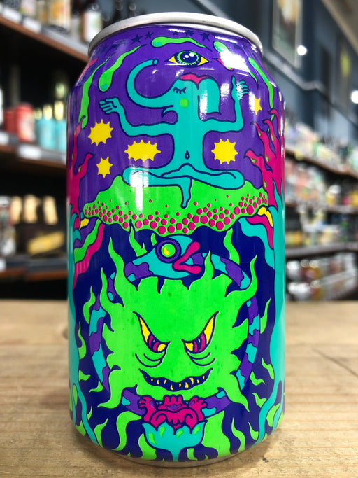 Omnipollo Moki Mango Pineapple Passionfruit Peach Smoothie Sour 330ml Can