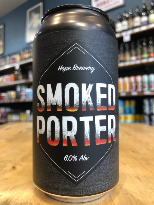 Hope Smoked Porter 375ml Can