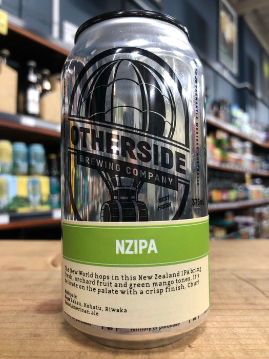 Otherside NZ IPA 375ml Can