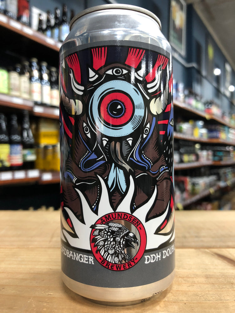 Amundsen / Northern Monk Voodoo Headbanger 440ml Can