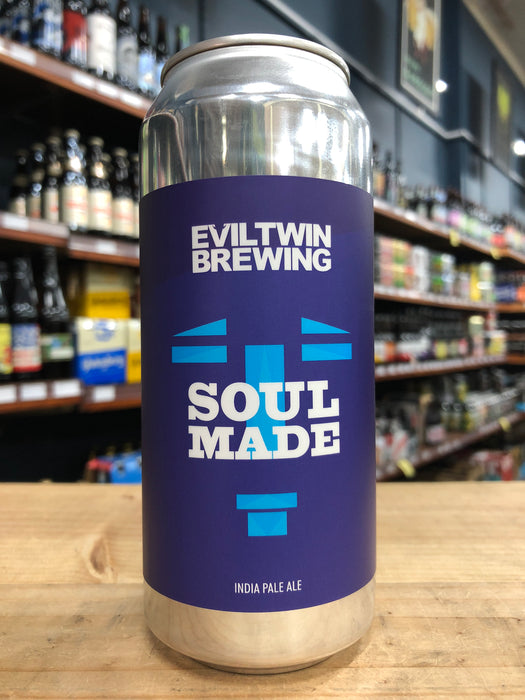 Evil Twin Soul Made NEIPA 473ml Can