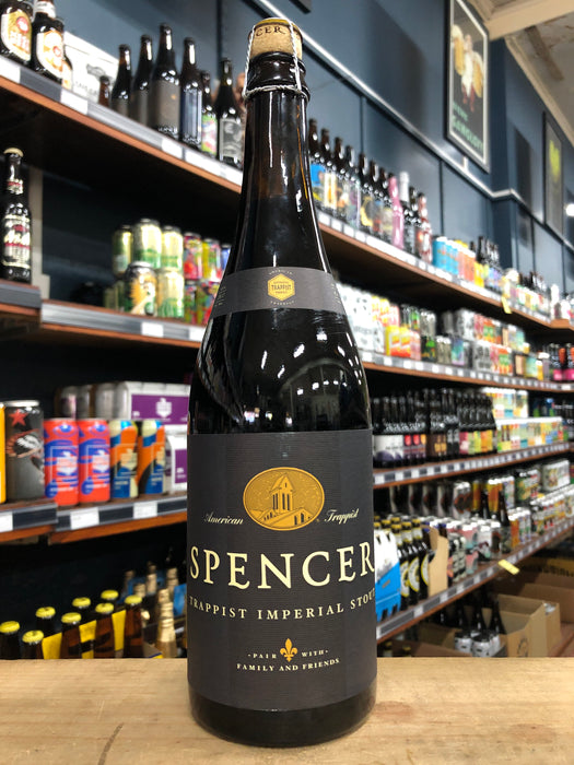 Spencer Trappist Imperial Stout 750ml
