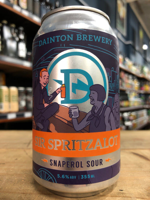 Dainton Sir Spritzalot: Snaperol Sour 355ml Can
