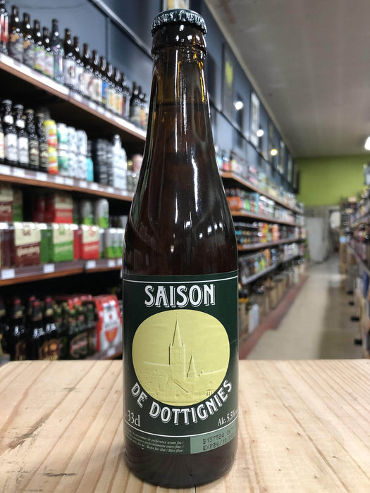 De Ranke Saison De Dottignies 330ml - Purvis Beer