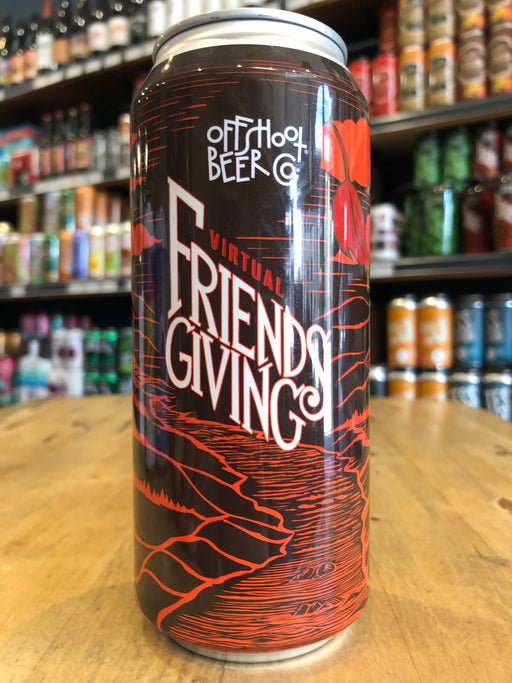Offshoot Virtual Friendsgiving DIPA 473ml Can