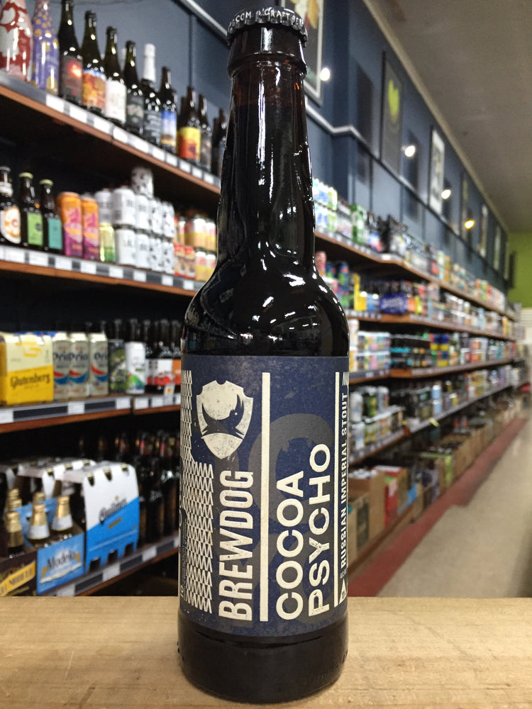 BrewDog Cocoa Psycho Russian Imperial Stout 330ml