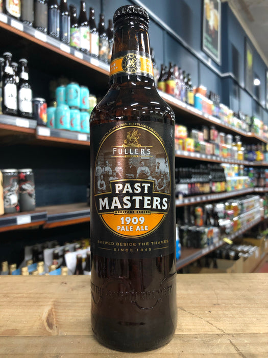 Fuller's Past Masters 1909 Pale Ale 500ml
