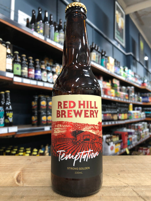 Red Hill Temptation Ale 330ml