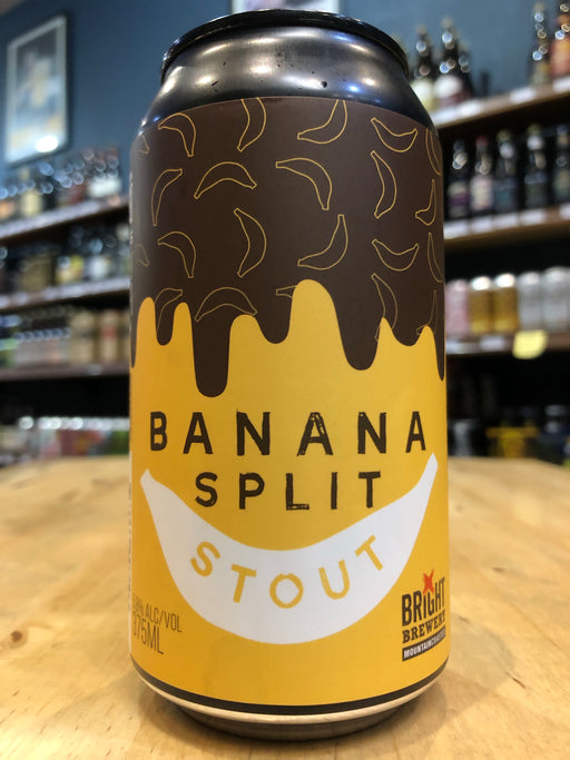 Bright Brewery Banana Split Stout 375ml Can