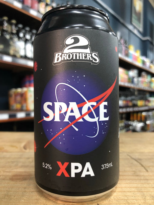 2 Brothers Space XPA 375ml Can