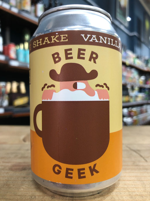 Mikkeller Beer Geek Vanilla Maple Shake 330ml Can