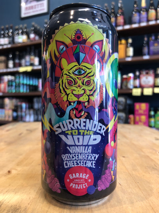 Garage Project Surrender To The Void Vol.2 440ml Can - [Limit 1 per customer]