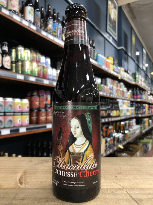 Verhaeghe Duchesse Cherry Chocolate 330ml