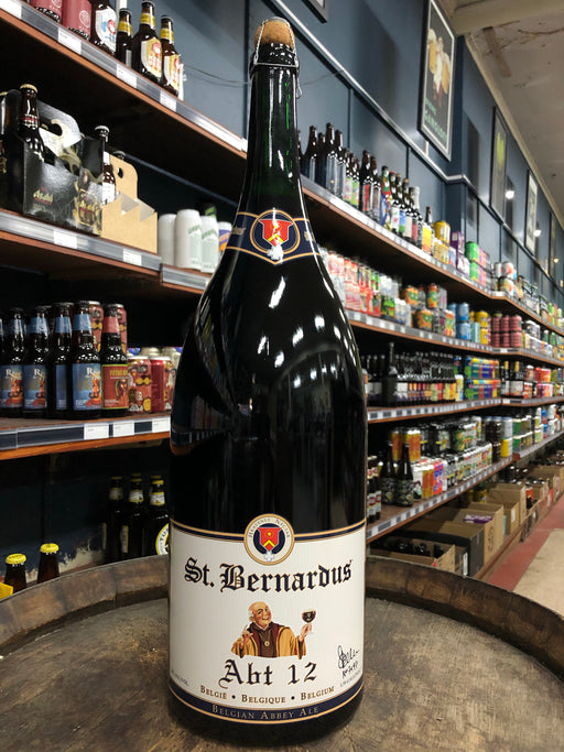 St. Bernardus Abt 12 METHUSELAH 6000ml