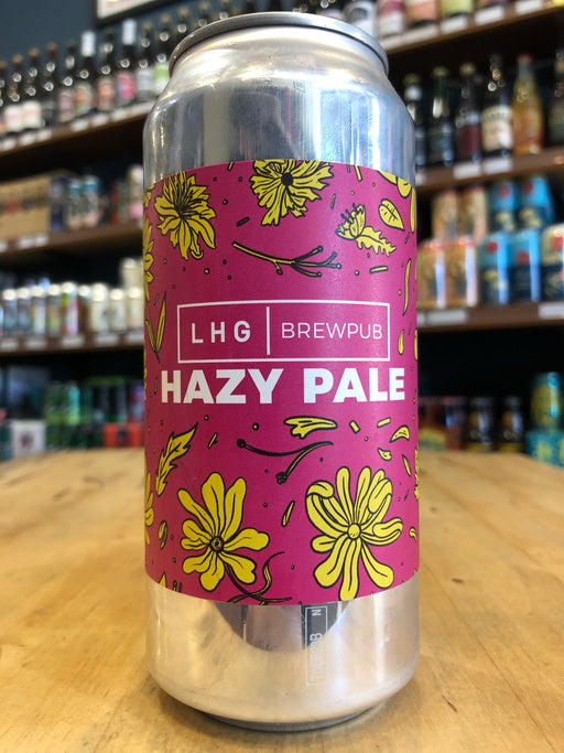 Left Handed Giant Hazy Pale 440ml Can