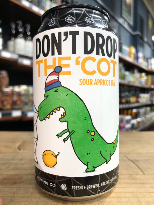 Rocky Ridge Don't Drop the 'Cot 375ml Can