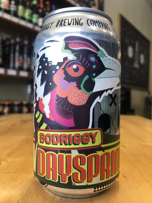Bodriggy Dayspring Hazy IPA 355ml Can