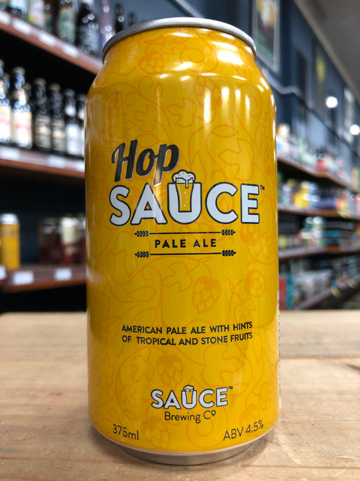 Sauce Hop Sauce Pale Ale 375ml Can