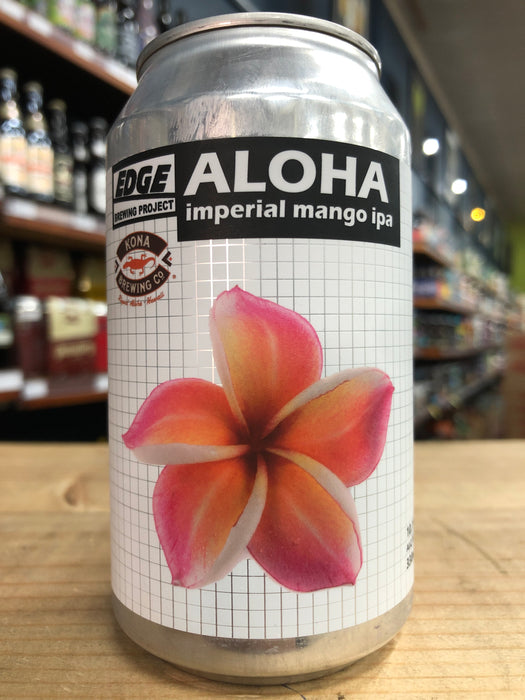 Edge / Kona Aloha Mango Imperial IPA 330ml Can