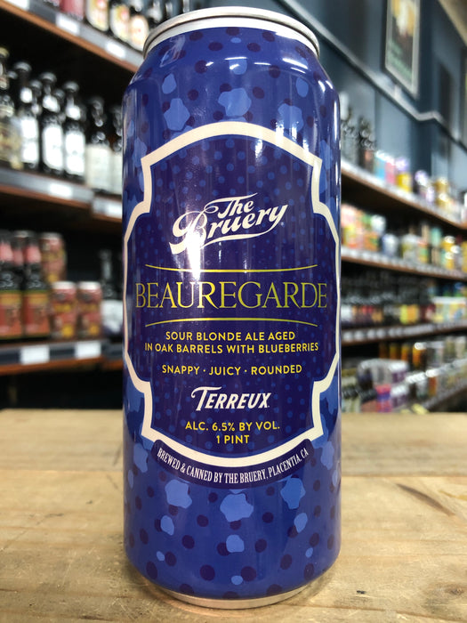 The Bruery Beauregarde 473ml Can
