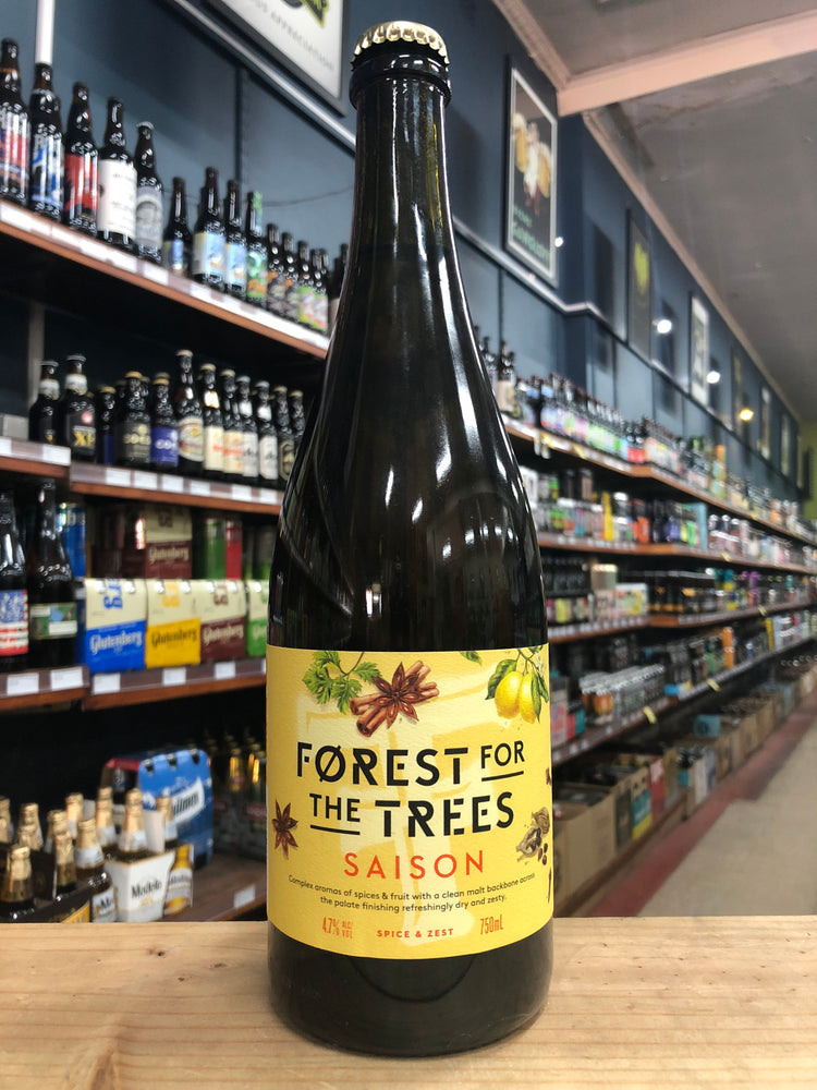 Forest For The Trees Saison 750ml