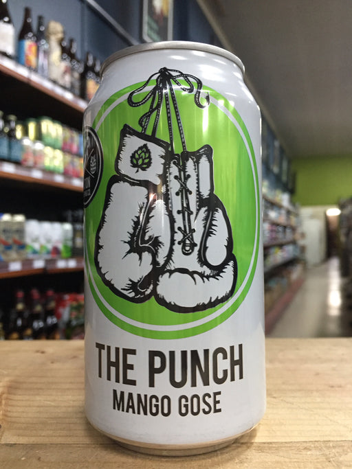 Hop Nation The Punch Mango Gose 375ml Can