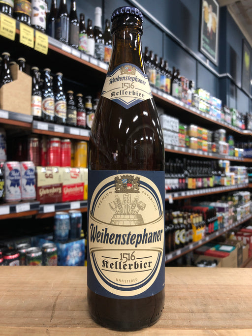 Weihenstephaner 1516 KellerBier 500ml