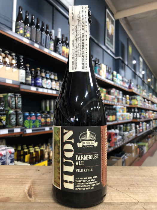 Two Metre Tall Wild Apple Farmhouse Ale 375ml